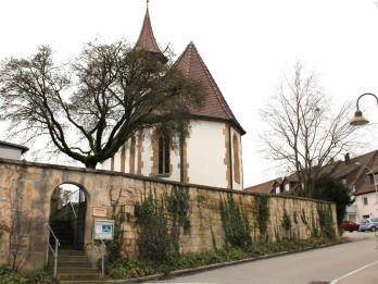 Georgskirche in Breitenstein