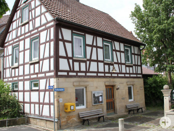Rathaus in Breitenstein